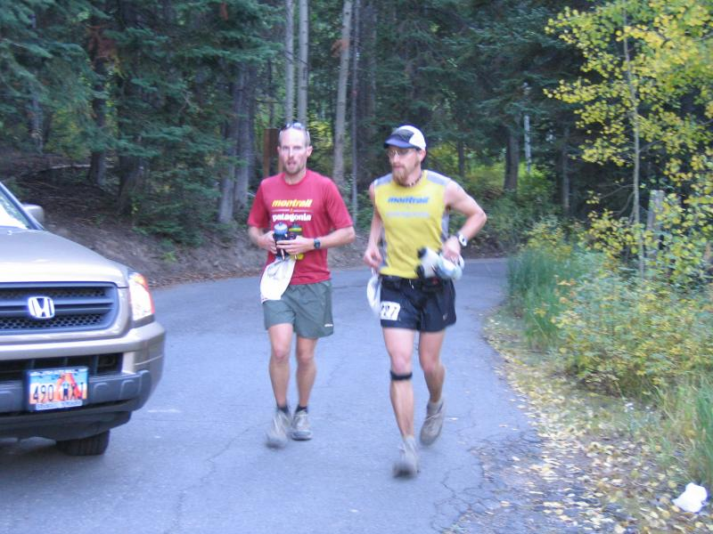 Jeff Browning paced by Sean Meissner