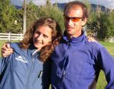 Winners Krissy & Karl