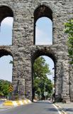 Dual-purpose aqueduct