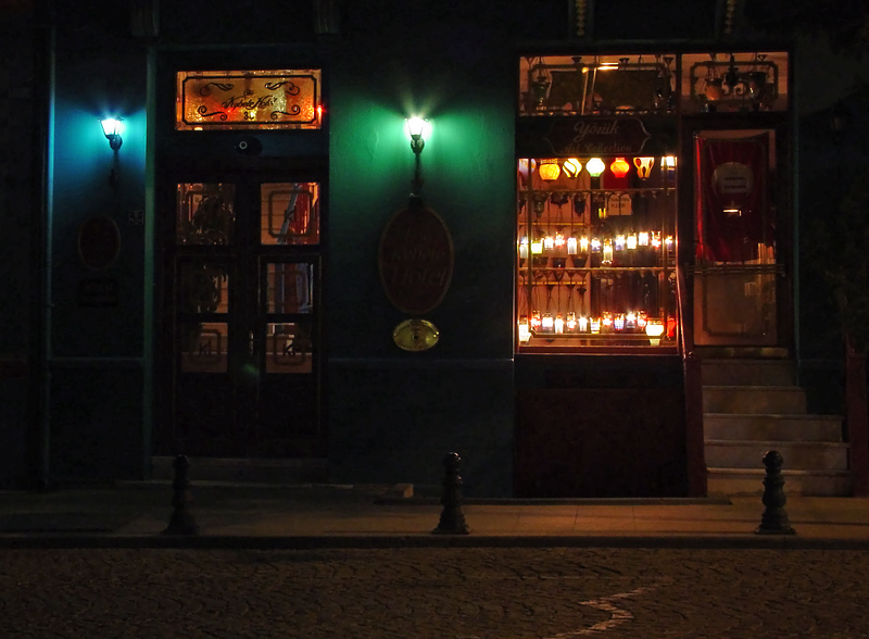 The Lamp Shop (Kybele Hotel)