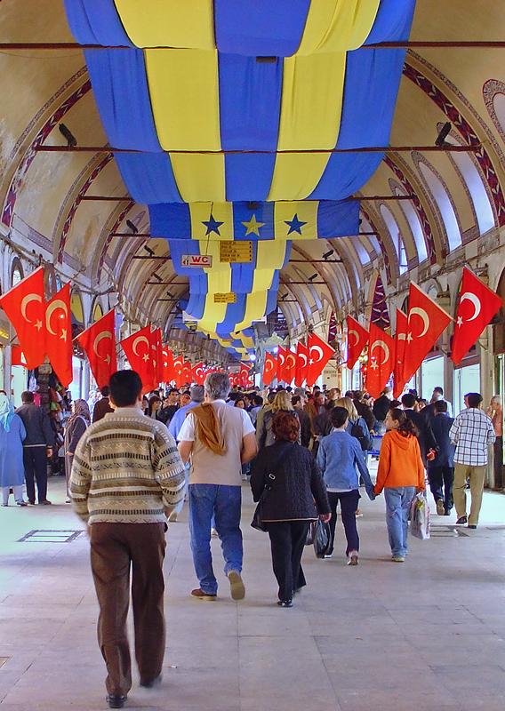 Kapaliçarsi (Grand, or Covered, Bazaar)