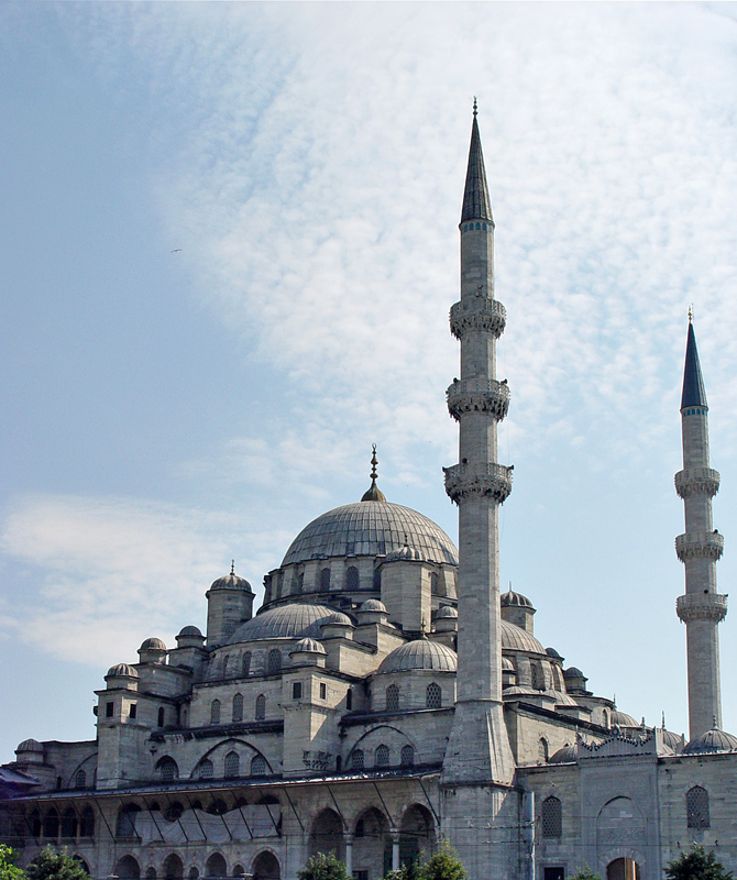 Yeni Camii (New Mosque, 1597)