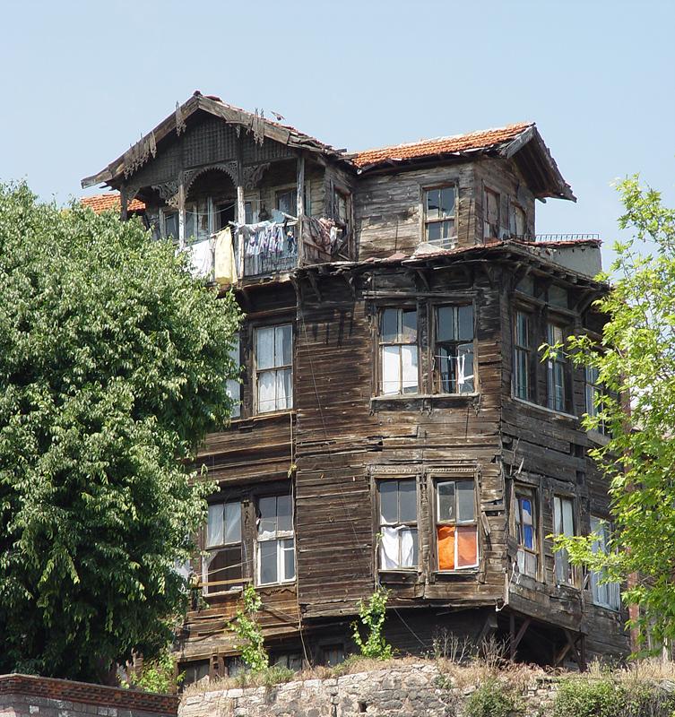 Zeyrek old house
