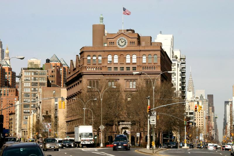 Cooper Union Educational Center