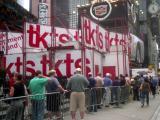 Broadway Times Square tkts