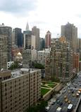 View from NYU Medical Center on 1st Avenue