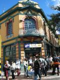 Bogota centre