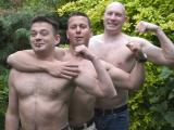Het Treintje van echte Mannen !!