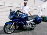 Roy's 2005 Yamaha FJR 1300 ABS