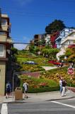 Lombard Street and Surrounding Area