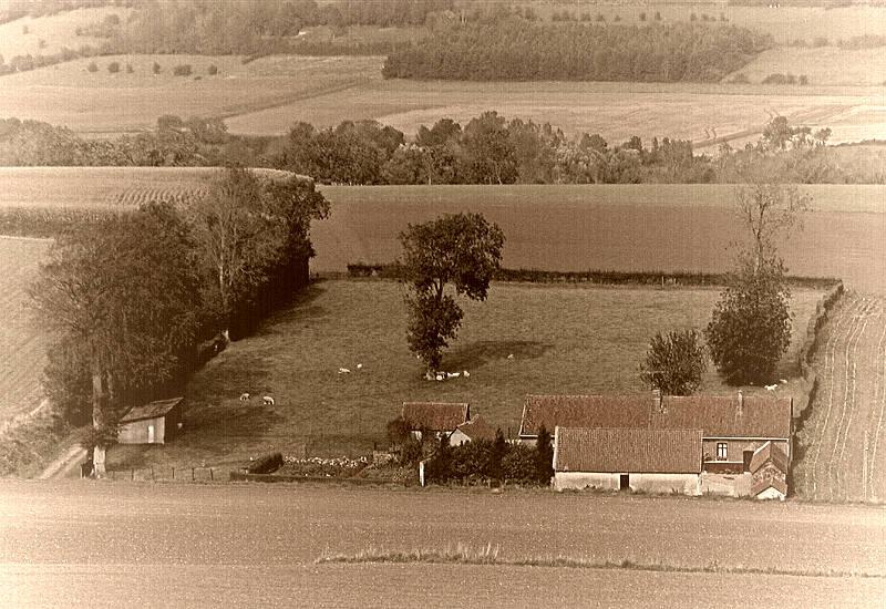 The old little farm