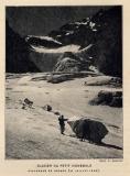 1908 - Avalanche de séracs sous les séracs du Petit Vignemale
