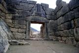 Lion Gate Mycenae, Greece