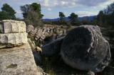 Fallen Columns, Temple of Zeus, Olympia