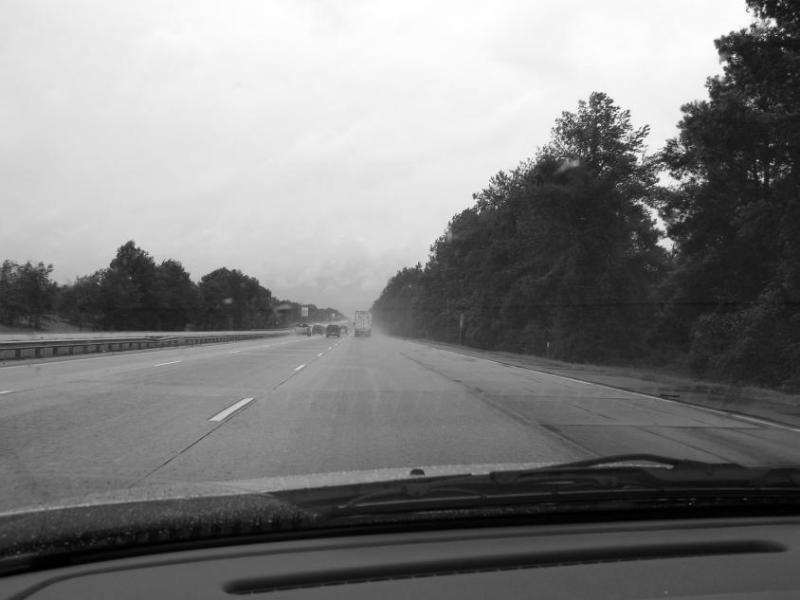 The trip home