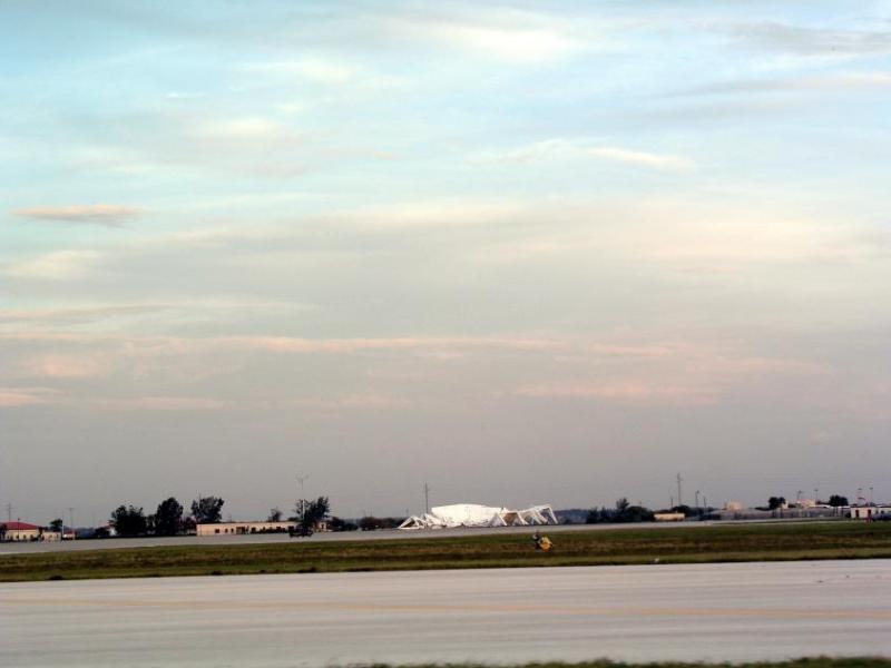Former Aircraft Maintenance Hangar, Patrick AFB