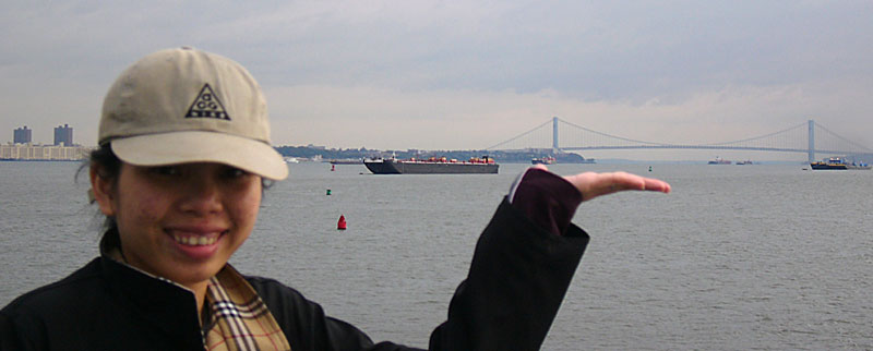 ZH...Ive got the whole bridge...in my hands...