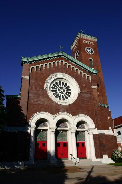 St. Francis Xavier RC Church