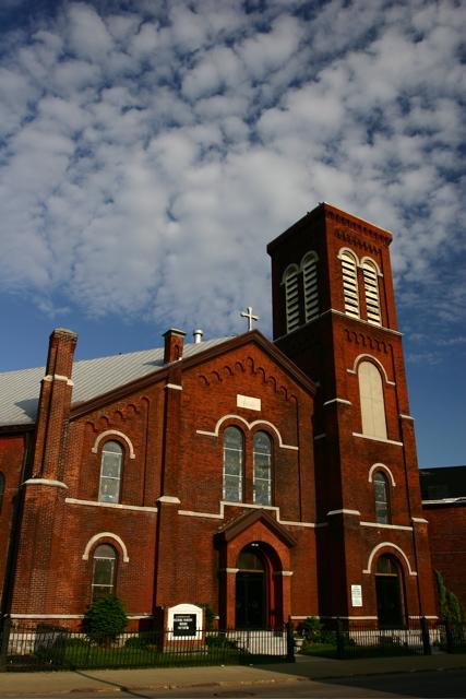 First Trinity Evangelical Lutheran Church