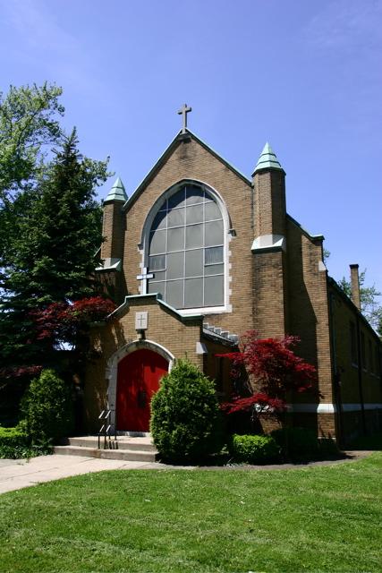 North Park Evangelical Lutheran Church