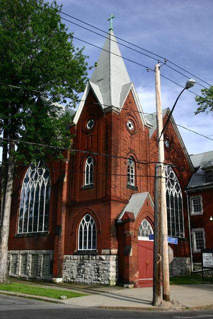 Calvary Evangelical Lutheran Church