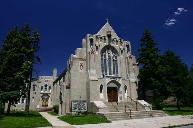 Evangelical Lutheran Church Of The Atonement