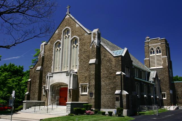 Trinity Old Lutheran Church