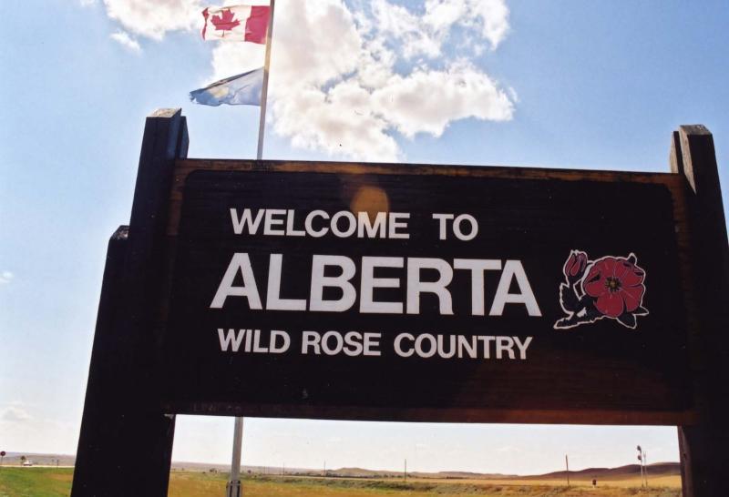 Alberta Welcome