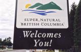 British Columbia Welcome