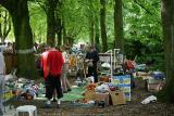 TURNHOUT Pinksterzondag: rommelmarkt in het stadspark - Stadsparkfeesten - 30.5.2004