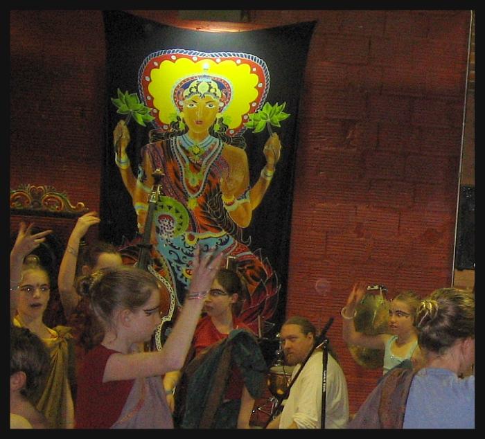 Tsunami Fundraiser Ramayana Dance