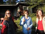 Kylliki, Mari Ann and Meeli