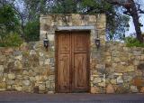 Laredo Stone Wall