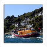 Salcombe ~ former lifeboat