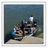 Salcombe ~ ferry boat