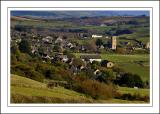 Abbotsbury from the hill