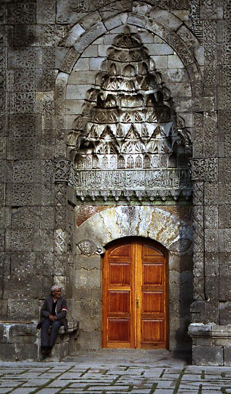 Entrance - Alain De Bock
