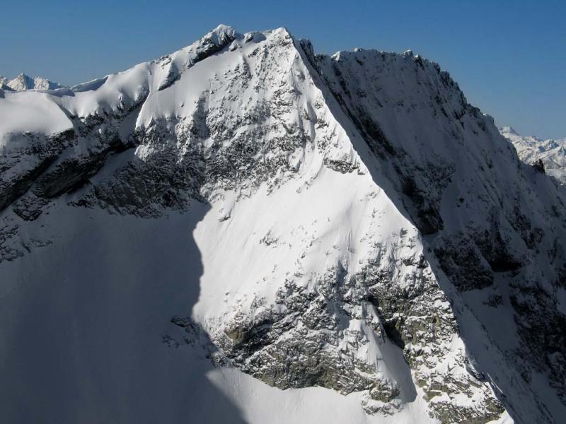 McAlester NE Face & N Ridge (McAlester021505-2adj.jpg)