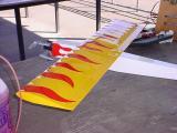 model airplane in Mesa