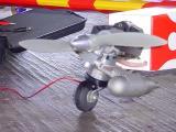 model airplane motor