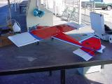 model airplane in Mesa