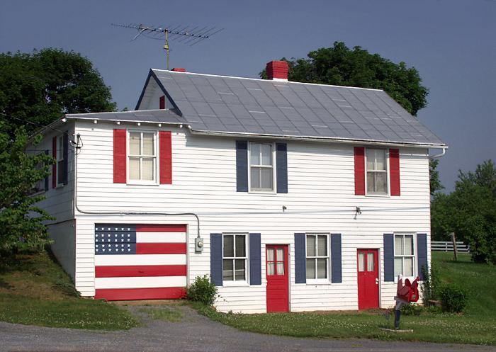 House of Patriotism