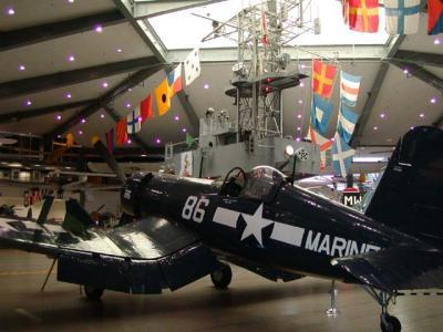 Vought F4U/FG Corsair
