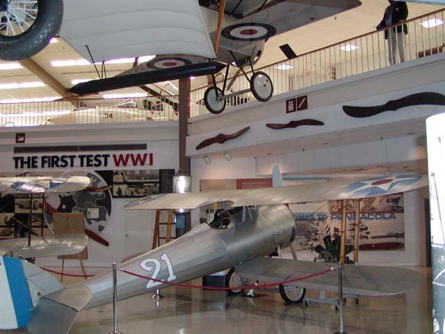 Nieuport 28  (BuNo5796)
