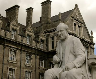 Ghost of the Provost, Trinity College, Dublin, Ireland, 2004