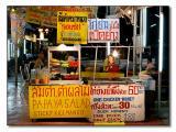 Food Stall - Chiang Mai Night Market