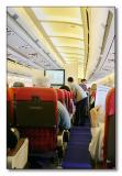 Thai Airways Flight to Chiang Mai