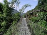 Annapurna Trek - Bridge !
