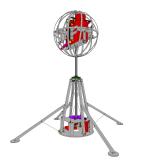 Pulsar - 3D Model