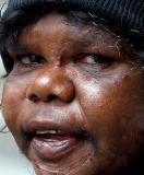 Aboriginal  singer